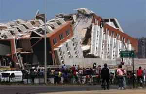 Chile Earthquake Disaster Response Trip