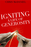 Igniting a Life of Generosity