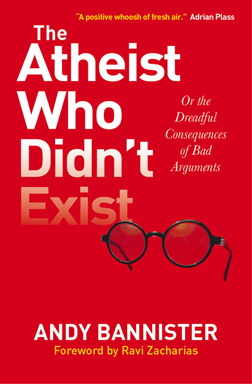 Review: The Atheist Who Didn't Exist by Andy Bannister