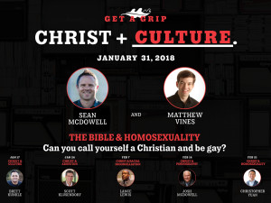 Can You Call Yourself a Christian and be Gay?