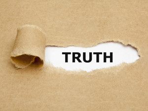 What is the key to discovering truth?