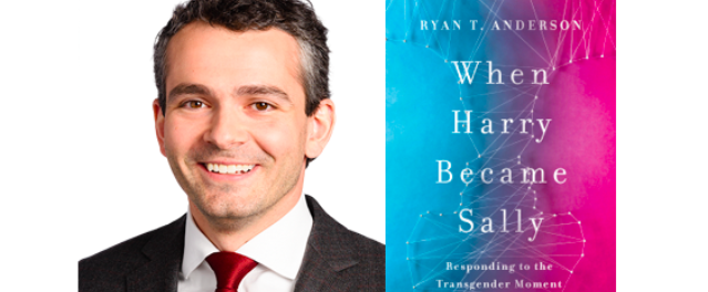 When Harry Became Sally: Review of the New Book on Transgender